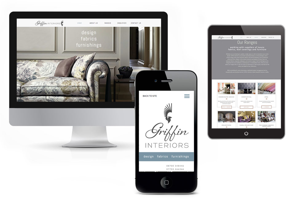Websites from Creative Edge, Cheshire