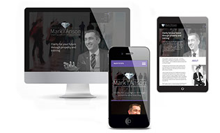 Website design and website build from Creative Edge Cheshire